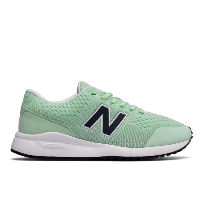 new balance mujer color verde