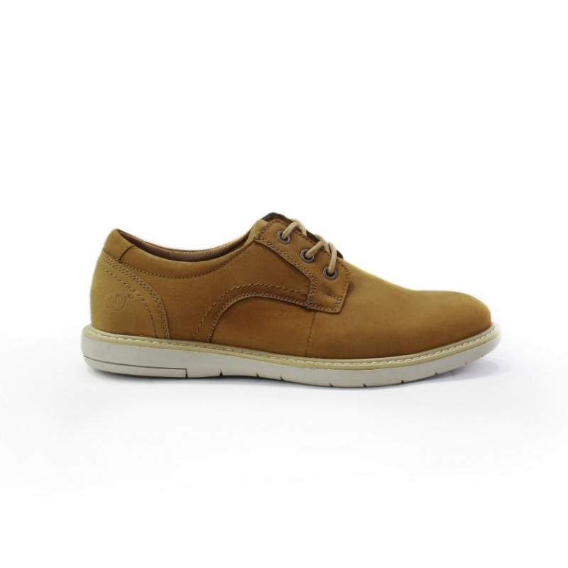 Zapato Casual para hombre  marca Discovery, color Chocolate.