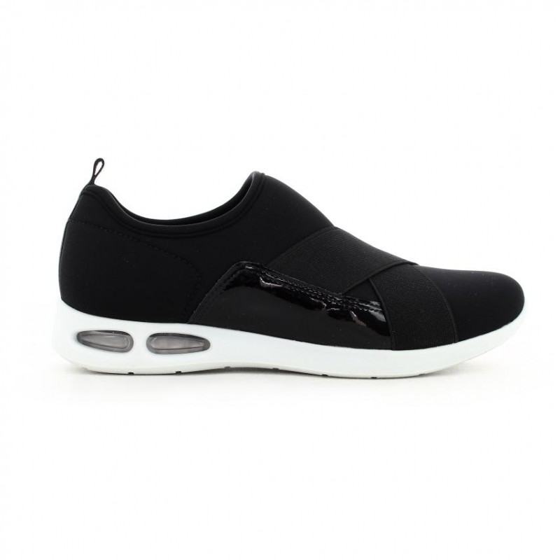 Zapatos casuales para mujer marca Piccadilly, color Negro